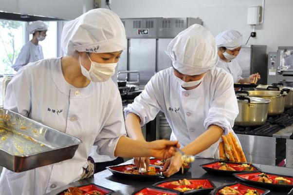xuất khẩu lao động nhật bản ngành chế biến thực phẩm