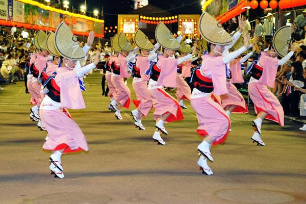 Lễ hộ khiêu vũ Awa Odori