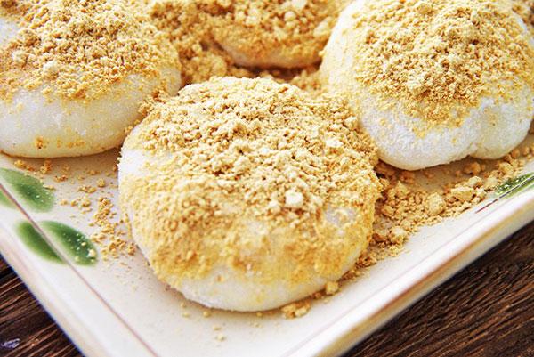 bánh Kinako