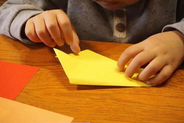 Tác dụng của việc gấp giấy Origami