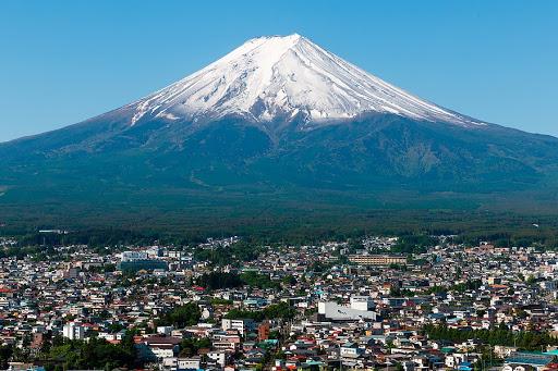 tokyo cách núi phú sĩ bao xa