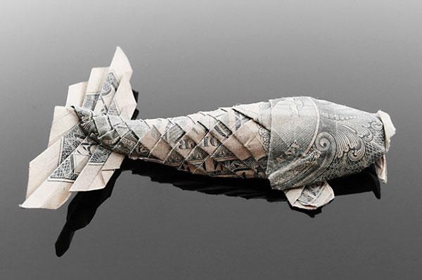 nghệ thuật gấp giấy origami nhật bản