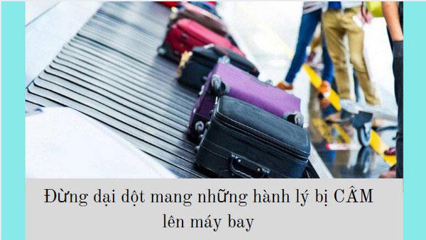 Kinh nghiệm chuẩn bị hành lý đi Nhật