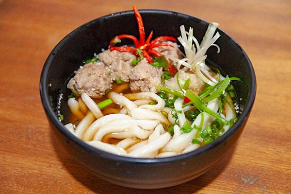Mỳ Udon