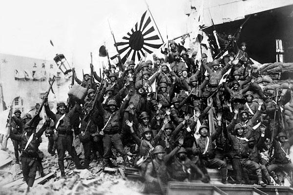 """""""Giấc mộng Nhật Bản"""" trong cuộc chiến Thái Bình Dương"""