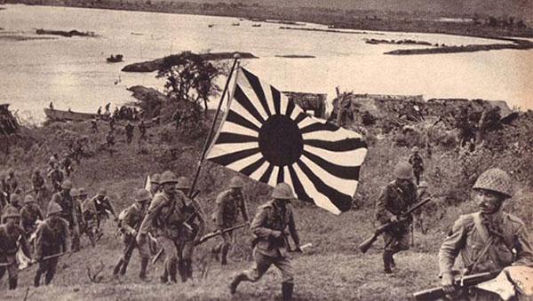 Nhật Bản trong chiến tranh thế giới thứ 2