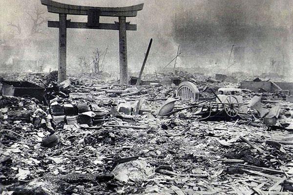 hậu quả thảm khốc sau chiến tranh của người Nhật