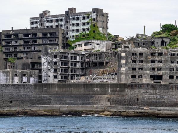 Khám phá bí mật đảo Hashima