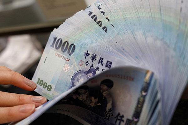 Đổi tiền Đài Loan ở ngân hàng nào