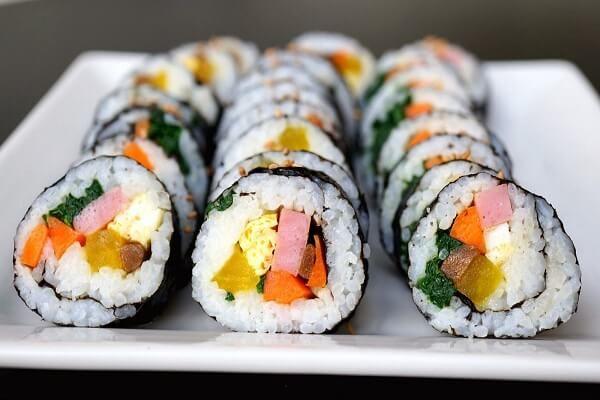 món ăn Nhật Bản ngon