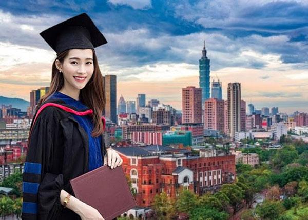 visa Đài Loan du học chính quy