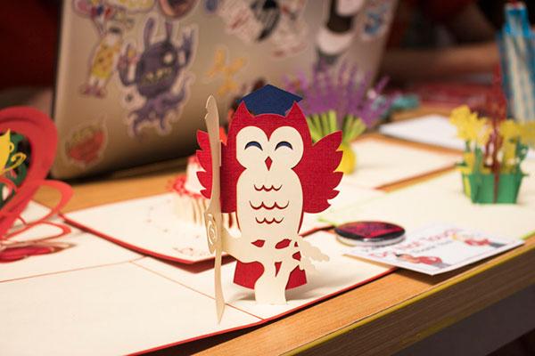 Nghệ thuật Kirigami là gì
